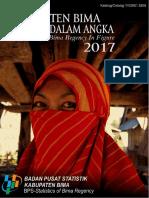 Kabupaten Bima Dalam Angka 2017