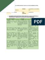 (Fase 5) Resumen de Desviaciones Detectadas