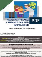 Kampanye MR 2018