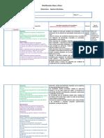 Formato de Planificaciones DUA - ACTUALIZADA