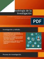 Metodología de La Investigación I