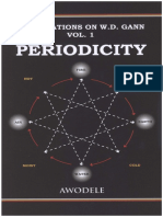 Awodele - Observations on W.D. Gann, Vol. 1; Periodicity
