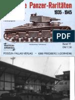 Deutsche Panzer-Raritaten 1935-1945