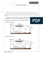 Tugas 2 Hidrografi (Hydro Acoustic)