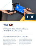 VISA Levis EMV Contactless Case Study _Q1 2018_Feb 2