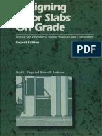 Designing Floor Slabs on Grade