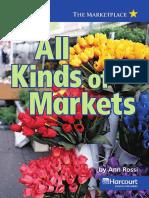 G1 Social Studies - All Kinds of Markets
