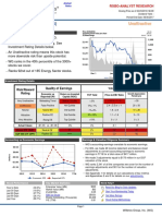 WG Stock Valuation Report 2018-02-23