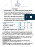 Fr Groupe Adp Communique de Presse Des Resultats Annuels 2017