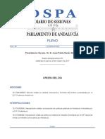 DSPA Pleno Núm 99 Interpelación EPP