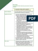 ISO 30301 Apartado de La Norma 9.1.3