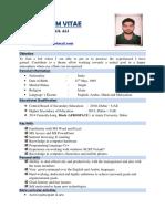 Suhail Resume