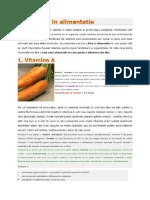 vitamine vizuale și alimente pentru a îmbunătăți proceduri de îmbunătățire a vederii