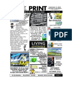 September 12 2010 Newsletter