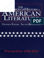 Sacvan Bercovitch - Cambridge History of American Literature, Vol. 1 (1590 - 1820).pdf