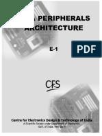 PC & Peripheral Architecture