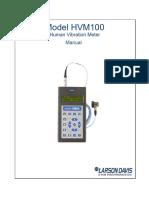 HVM100 Manual