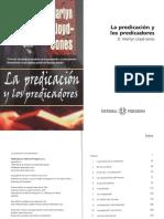 001 Martyn Lloyd-Jones - La Predicación y los Predicadores.pdf
