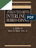 Antiguo Testamento Interlineal Hebreo-Español Vol II