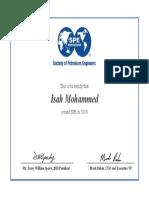 Member Certificate for 4661852 (1)