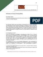 4TP - Alsina Calvés - El Dasein y La 4TP