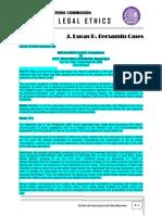 2017 Omnibus Notes (Legal Ethics)