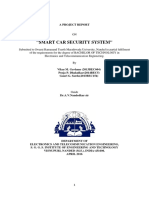 Car Security Report