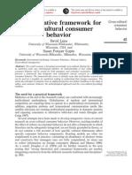 Innovation+ +an+Integrative+Framework+for+Cross Cultural+Consumer+Behavior