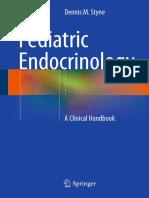 Pediatric endrocinology