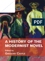 History of the Modernist Novel, A - Gregory Castle