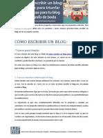 Como Escribir Un Blog y 115 Ideas de Artículos Para Fotografos de Boda (1)