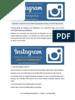 Curso Instagram Para Fotografos