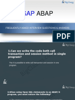 Top SAP ABAP-Faqs - www.bigclasses.com
