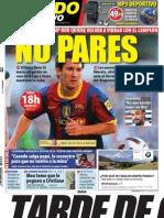 Mundo deportivo 11-09-2010