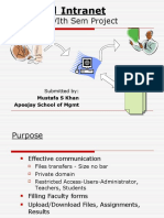 Final ASM Intranet Pres