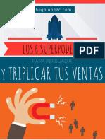 Los 6 Superpoderes Para Persuadir
