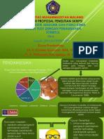Karakteristik Sensorik Dan Fisiko Kimia Dodol Susu Dengan