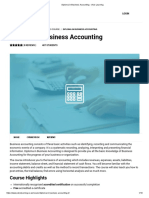 Diploma in Business Accounting - Visio Learning