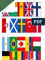 Banderas y Trabajos
