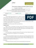 24.Format.hum-Attitude of Secondary School Students Towards Learning English