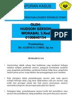 Hudson Presentasi