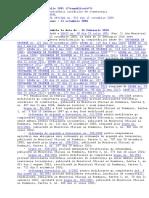 LEGE Nr. 50 Din 29 Iulie 1991 Privind Autorizarea Executarii Constructiilor