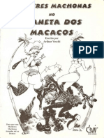 Mulheres Machonas - No Planeta Dos Macacos