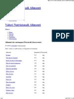 Alimenti Che Contengono Fitosteroli