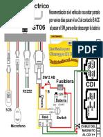 Diagrama Conexion Gp06 Super Shador 250