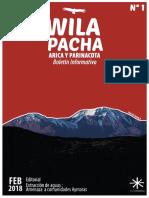 Boletín Informativo WilaPacha