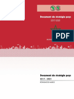Maroc - Document de Stratégie Pays 2017-2021
