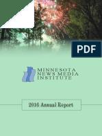 MNI Annual Report 2016