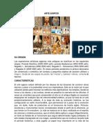Arte Egipcio y Arte Africano.docx