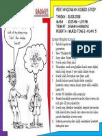 Komik Strip Anti Dadah